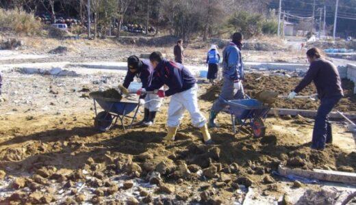 野球部、宮城県石巻市で2度目のボランティア活動実施