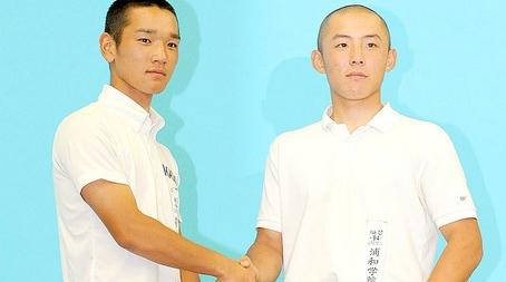 浦和学院、初戦は高崎商 4日目第1試合 監督は因縁の相手