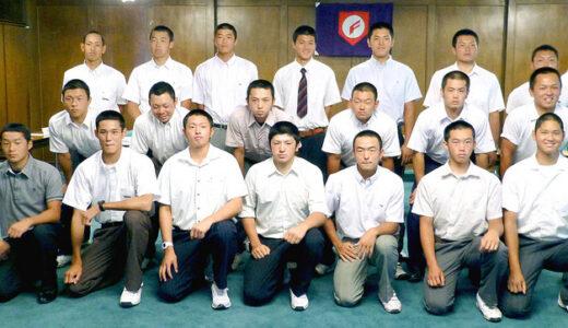 佐藤、笹川(浦和学院)が闘志 世界野球選手権