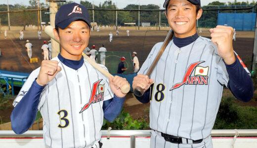 4年後プロの舞台を 浦学・佐藤、笹川両選手 大学野球で技磨く