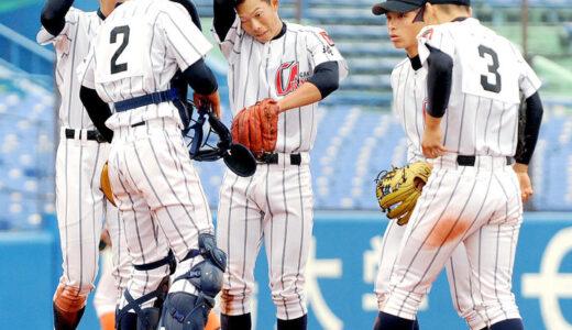 浦和学院、4強ならず 春江工に逆転負け 明治神宮野球大会