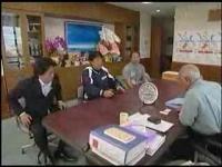 浦和学院・森士監督が沖縄・宮古島市長表敬
