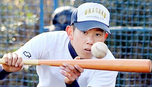 センバツ二重奏(3)チーム一番の努力家 贄隼斗二塁手