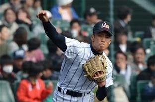 ピンチ救った冷静な守備 浦和学院・高田涼太三塁手(3年)