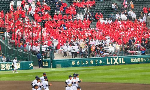 浦和学院、初の決勝へ 敦賀気比に5-1 選抜高校野球