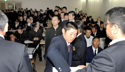 選抜優勝浦和学院は羽生一と初戦 春季県高校野球26日開幕