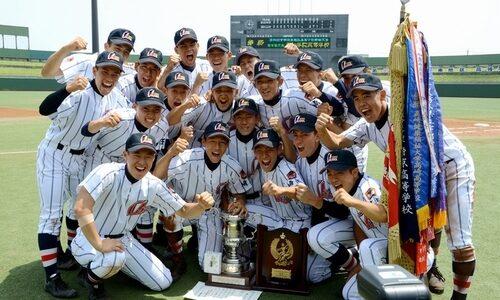 王者の風格、浦和学院V 3年ぶり4回目 関東高校野球
