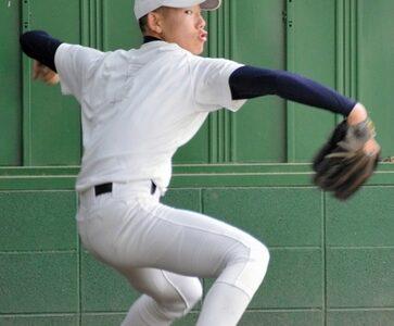 ふるさとはなれて(3)転校前の仲間と対戦誓う 長井滉次選手