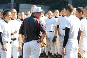 浦和学院、重圧との戦い備え 夏の高校野球県大会10日開幕
