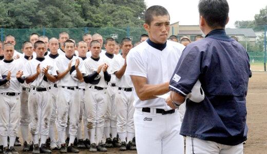 <浦和学院だより>甲子園メンバー決定 津田「16」から「4」に