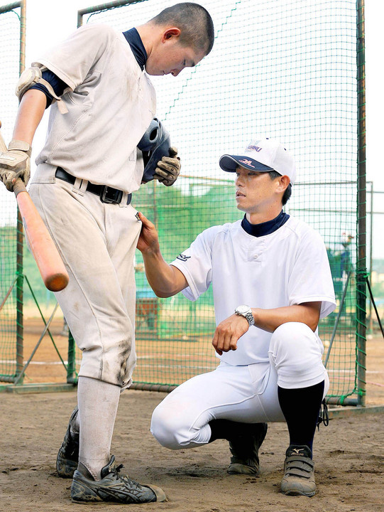 「原点回帰、心育む野球」 浦和学院高の三浦貴コーチ、母校へ