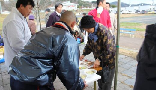 浦学野球部が石巻で支援・交流活動実施