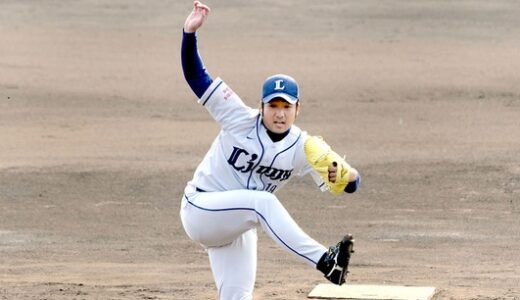 埼玉西武・豊田拓矢(浦学25期生)、上々デビュー 1回無失点 監督「使える」
