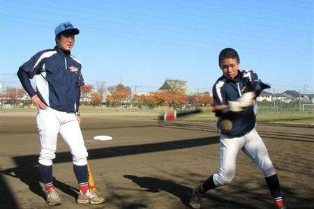 【もう一度高校野球】元プロが挑む指導者への道 甲斐裕一さん