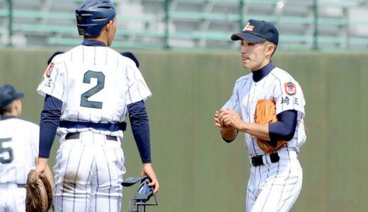 浦学、小島初登板も辛勝 同点打浴び反省 春季高校野球県大会