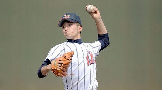 浦学・小島、意地の完封 ピンチでこそ本領 きょう決勝 春季高校野球県大会