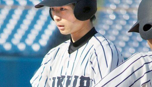 <大学野球>立大・佐藤拓也選手が日本代表に選ばれる 7月オランダへ