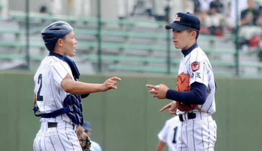浦和学院、V3ならず 17年ぶり3回戦敗退 小島「後悔ない」
