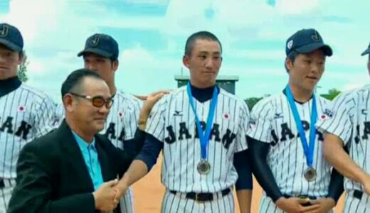 U-18日本代表、連覇ならず 韓国に1-2で敗れ準優勝