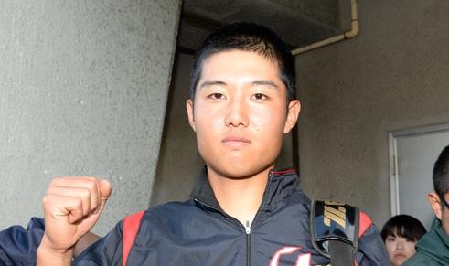 浦和学院、決勝進出 荒木がサイクル安打