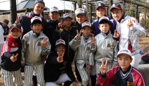 <石巻交流活動>石巻の少年野球チームが4回目の来校 浦学野球部員と交流