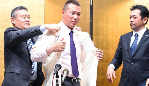元埼玉西武の石井義人氏、武蔵HBコーチ就任 希代の打撃、後進に