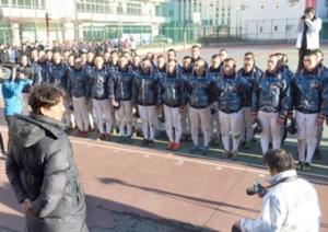 浦和学院10度目の春(5)神宮で見えた課題 冬に手にするか真の強打