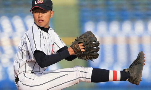ありのままで:第87回センバツ注目選手紹介(1)浦和学院・2年、江口奨理投手