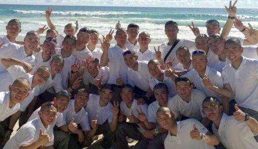 浦和学院野球部、オーストラリア修学旅行実施報告