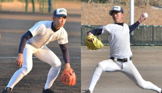 センバツ'15・栄光を再び:浦和学院(2)津田翔希遊撃手、江口奨理投手