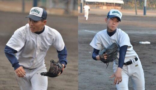 センバツ'15・栄光を再び:浦和学院(6)臺浩卓二塁手、小倉匡祐投手