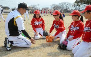 県警に「野球部」あり 対外試合・防犯教室…部署越え地域交流