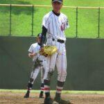 南稜との5回戦で4安打完封勝利を挙げた浦和学院・江口奨理投手