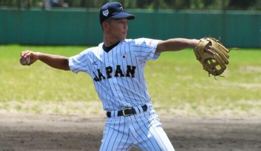 浦和学院・津田選手、攻守に期待 代表のキーマン 野球U18W杯