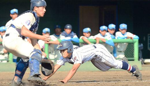 浦学、打ち勝って連覇 徳栄に6-4 果敢に攻撃、前半決着