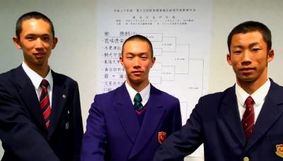 浦学、準々決勝から登場 秋季関東高校野球、組み合わせ決定