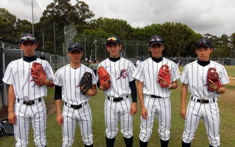北関東選抜、初日は1勝1敗 日豪親善高校野球