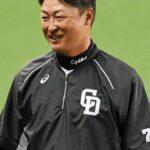1軍バッテリーコーチとなった小川コーチ