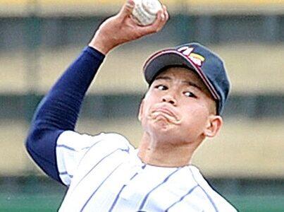 浦学・榊原翼投手がプロ野球志望届を提出