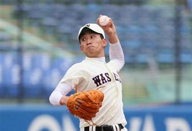 早大野球部新主将に小島和哉投手