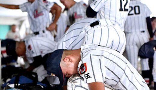 浦和学院、市川越に1-0で敗れる 高校野球埼玉大会