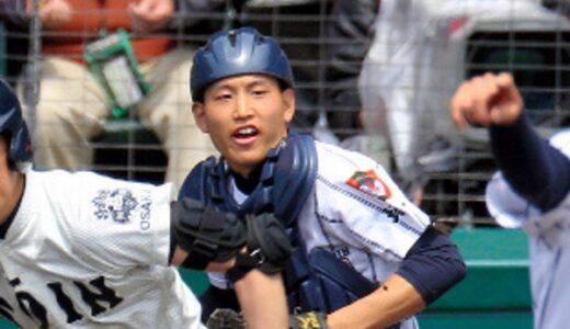 林崎龍也選手が独立L・富山から4巡目指名 ドラフト会議