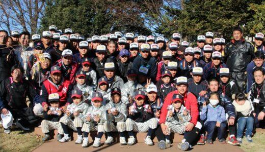 石巻の少年野球チームが6度目の来校、浦学野球部と交流