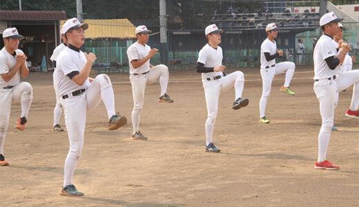浦和学院、名門野球部のナツタイ直前練習に密着