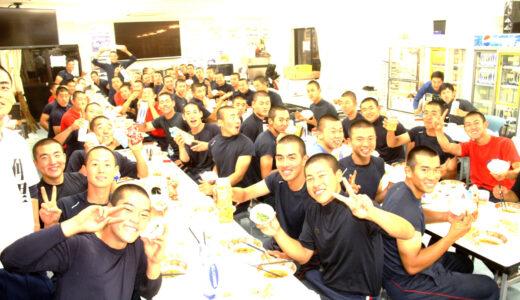1日2キロの米で「氣」を出す浦和学院、圧倒的食事量で夏制覇だ/後編