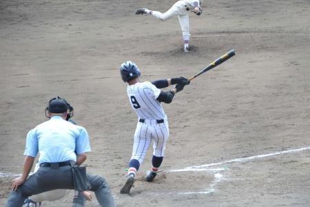 浦和学院4番蛭間が2打席連発でコールド勝ち