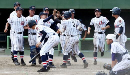 浦学、星野に延長サヨナラで8強 高校野球埼玉大会