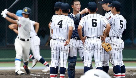 浦学、継投実らず11四死球 5回の攻防明暗 高校野球埼玉大会