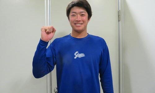 東京ガス・笹川「三度目の正直」ラストチャンス気合