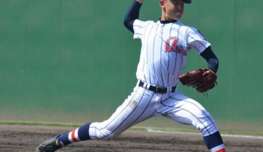 浦和学院、完勝発進!河北、永島で7回参考継投完全試合
